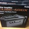 Roland CUBE-40GXを買いました
