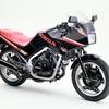 バイク遍歴②-c 1984:VT250F について