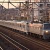 第687列車 「 甲85 東京メトロ13000系(13127f)の甲種輸送を狙う 」