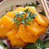 簡単で美味しいオレンジのサラダ