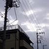2017年3月7日(火)今日も午後に一雨