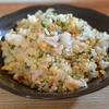 夫が作る一品料理 ひきわり納豆のチャーハン