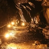 東京都にある秘境 日原鍾乳洞で見た石筍は想像とは違ってました