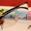 眼の老眼対策!ブルーライトカットもできる眼鏡型拡大鏡ショップジャパンの【ビッグビジョン】