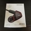 【イヤホン】audio-technica ATH-LS200 BAらしさ全開!気持ちの良いサウンド!
