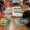 4年生:図工 コリントゲーム完成へ