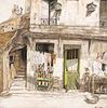 小磯記念美術館 「パリに生きる パリを描くーM氏秘蔵コレクションによるー」