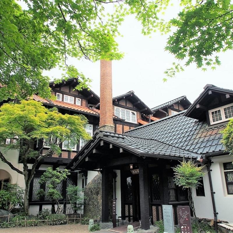 レトロ・クラシックな京都の近代建築をめぐる旅 大山崎山荘