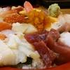 北海道 余市町 ファミリーすしガーデンハウス / ご飯は3合