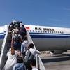 【旅行記】[アジア・欧州周遊⑳]中国国際航空 CA112 香港(HKG)ー北京(PEK)
