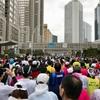 【その2】東京マラソン2018振返り そーれそれそれお祭りだー😊