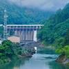宮下ダム(福島県三島)