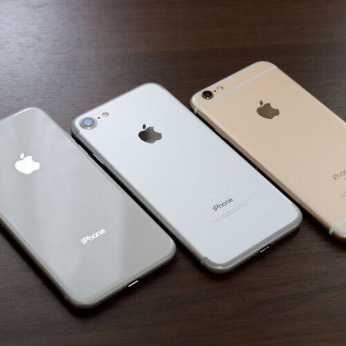 iPhone8とiPhone7/6sの違いを徹底比較!どの機種を買うべきか?