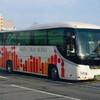5月4日撮影 番外編 夜行高速バス フローラ号