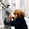 子どもには温かくも厳しく自主性を尊重する