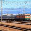 相模鉄道10000系(10701F)が長野総合車両センター(工場)へ移動