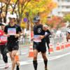 【レポ6】足攣り祭り【神戸マラソン2019】