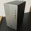 【PC】HP Pavilion Desktop 595 PCを新調したお話。
