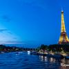 パリの夜景~AF-S NIKKOR 24mm/58mm f/1.4Gの実力~