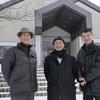 『クイズで楽しむ啄木101』の著者3人が岩手・盛岡へ旅