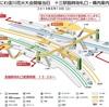 なにわ淀川花火大会へは阪急で 阪急が十三駅に臨時改札口を設置 臨時ダイヤで増発