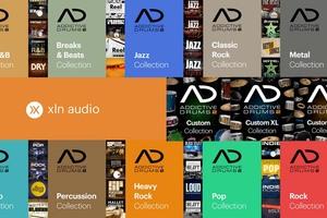 XLN AUDIO、Addictive Drums 2の新たな音源ラインナップとなるAD2 Collectionシリーズを発売