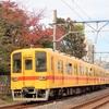 東武亀戸線、東あずま駅~小村井間