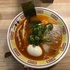 博多屋台ラーメン 一幸舎で辛豚ラーメン(東京)