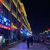にぎやかなエジン旗の夜の街(13)アルシャー盟一周旅行