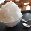 まっしろでまるで雪のよう!お米とお水の専門店の自慢のかき氷!