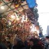 横浜阪東橋・金刀比羅大鷲神社の酉の市に行ってきました!熊手もすごいが屋台もすごい!
