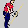 ゴルフスイングの基礎は自分の中にある?