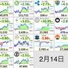 2月14日の仮想通貨・投資報告
