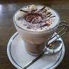 COFFEE HOUSE NISHIYAのモカッチーノ