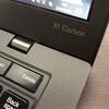 ThinkPad X1 Carbon 2015(Gen.3)を衝動買いした