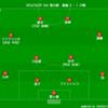 【J1 2nd 第16節】鹿島 0 - 1 川崎 チャンピオンシップの前哨戦に敗れるも上向きつつあるチーム状態