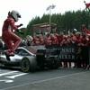 感想《2018 F1 第13戦 ベルギーGP》夏休み明け、ベッテル反撃のV!