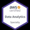 AWS Certified Data Analytics - Specialtyの試験に合格してきました