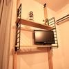 【テレビ棚】LABRICOと2×4材で簡単DIY!(賃貸でもOK)