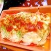 炙りバタートマトとオニオンのモッツアレラチーズ焼き