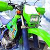 カワサキKLX250ES