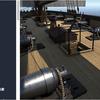 Naval Cutter – 14-Carronade Cutter 1830年代に活躍したフランス海軍の「船」がカッコイイ 3Dモデル素材