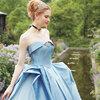 女性の憧れ!ディズニープリンセスがモチーフの美しすぎるウェディングドレス