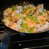 【1食147円】イカゲソと枝豆のパン粉チーズ焼きの簡単レシピ