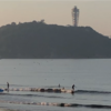 小波ながらもサーフィン楽しめる波。波情報 湘南鵠沼9/6