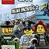 【男の子DVD】LEGO City Mini Movies -DVD 2 が子供たちに大ヒット