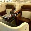 【搭乗記】JAL ファーストクラス 機内食①(JL004 NRT-JFK)