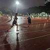 RunField 水曜Night 練習会 400m*8