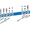 【都営三田線】バス・トイレ別の物件は何件あるのか?【賃料別】