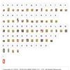 FF14雑記:ノルヴラント文字を求めて:ノルヴラント文字対応表が小文字・大文字は出揃った話